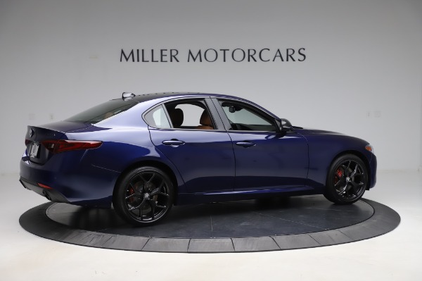 New 2020 Alfa Romeo Giulia Q4 for sale $47,845 at Bentley Greenwich in Greenwich CT 06830 7