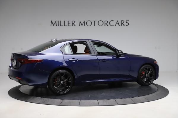 New 2020 Alfa Romeo Giulia Q4 for sale $42,845 at Bentley Greenwich in Greenwich CT 06830 7