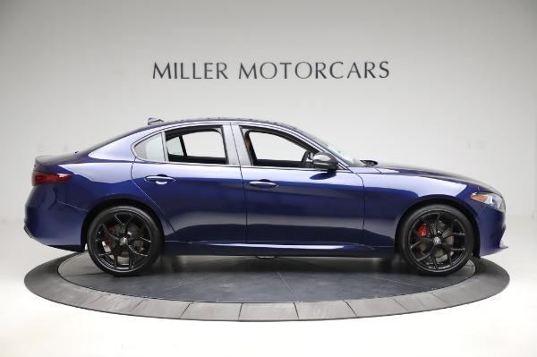 New 2020 Alfa Romeo Giulia Q4 for sale $42,845 at Bentley Greenwich in Greenwich CT 06830 8