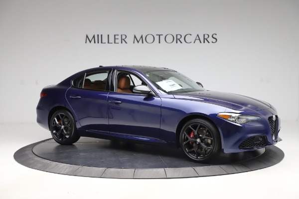 New 2020 Alfa Romeo Giulia Q4 for sale $47,845 at Bentley Greenwich in Greenwich CT 06830 9