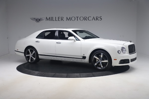 New 2020 Bentley Mulsanne 6.75 Edition by Mulliner for sale $423,065 at Bentley Greenwich in Greenwich CT 06830 10