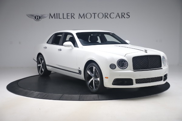 New 2020 Bentley Mulsanne 6.75 Edition by Mulliner for sale $423,065 at Bentley Greenwich in Greenwich CT 06830 11