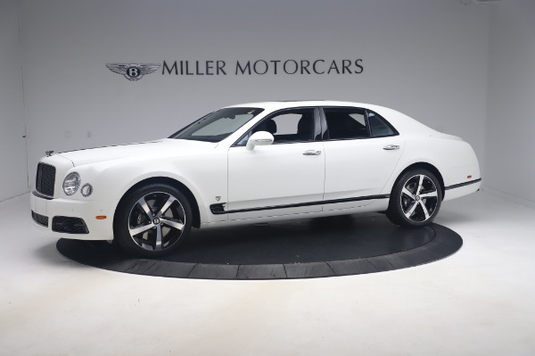 New 2020 Bentley Mulsanne 6.75 Edition by Mulliner for sale $423,065 at Bentley Greenwich in Greenwich CT 06830 2