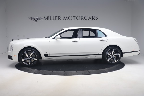 New 2020 Bentley Mulsanne 6.75 Edition by Mulliner for sale $423,065 at Bentley Greenwich in Greenwich CT 06830 3
