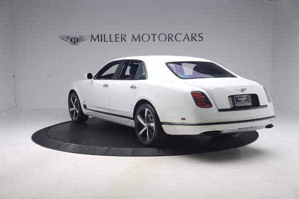 New 2020 Bentley Mulsanne 6.75 Edition by Mulliner for sale $423,065 at Bentley Greenwich in Greenwich CT 06830 5