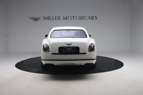 New 2020 Bentley Mulsanne 6.75 Edition by Mulliner for sale $423,065 at Bentley Greenwich in Greenwich CT 06830 6