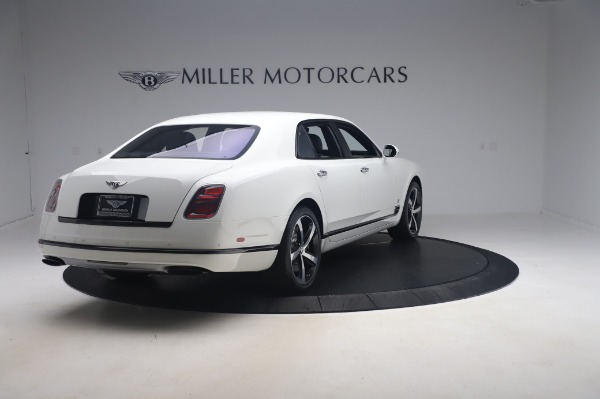 New 2020 Bentley Mulsanne 6.75 Edition by Mulliner for sale $423,065 at Bentley Greenwich in Greenwich CT 06830 7