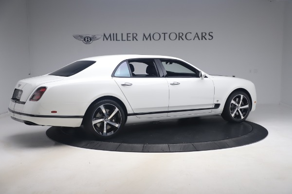 New 2020 Bentley Mulsanne 6.75 Edition by Mulliner for sale $423,065 at Bentley Greenwich in Greenwich CT 06830 8