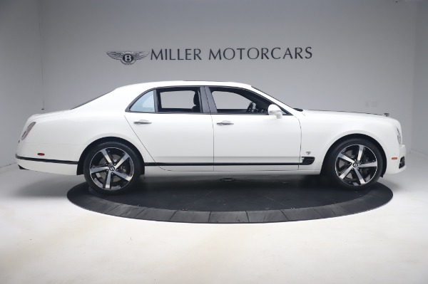 New 2020 Bentley Mulsanne 6.75 Edition by Mulliner for sale $423,065 at Bentley Greenwich in Greenwich CT 06830 9