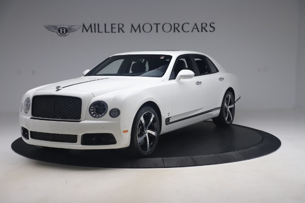 New 2020 Bentley Mulsanne 6.75 Edition by Mulliner for sale $423,065 at Bentley Greenwich in Greenwich CT 06830 1