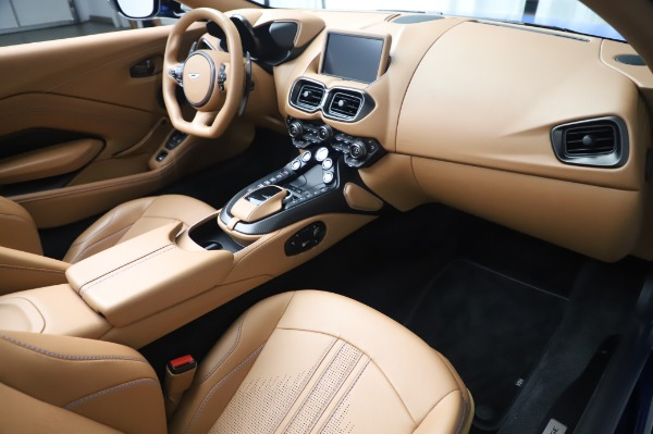New 2021 Aston Martin Vantage Roadster for sale Call for price at Bentley Greenwich in Greenwich CT 06830 18
