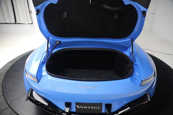 New 2021 Aston Martin Vantage Roadster for sale Call for price at Bentley Greenwich in Greenwich CT 06830 24