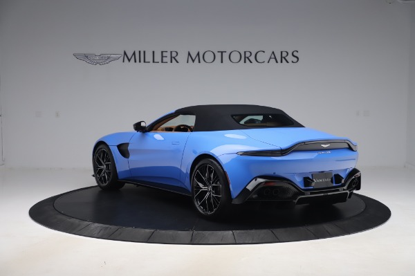 New 2021 Aston Martin Vantage Roadster for sale Call for price at Bentley Greenwich in Greenwich CT 06830 28