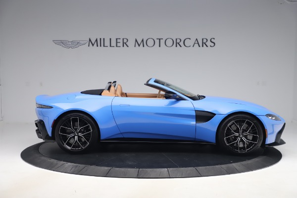 New 2021 Aston Martin Vantage Roadster for sale Call for price at Bentley Greenwich in Greenwich CT 06830 8