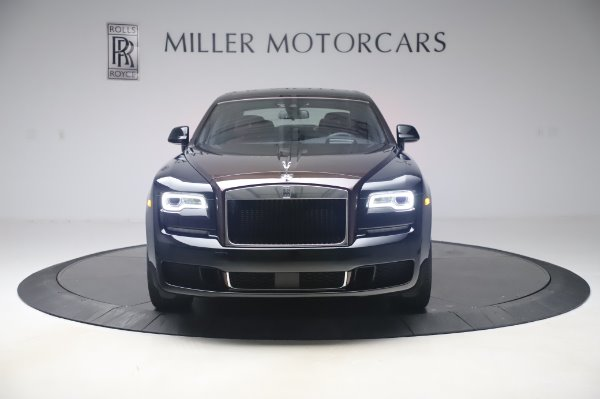 New 2020 Rolls-Royce Ghost for sale $450,450 at Bentley Greenwich in Greenwich CT 06830 2