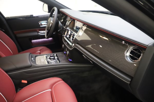 New 2020 Rolls-Royce Ghost for sale $450,450 at Bentley Greenwich in Greenwich CT 06830 26