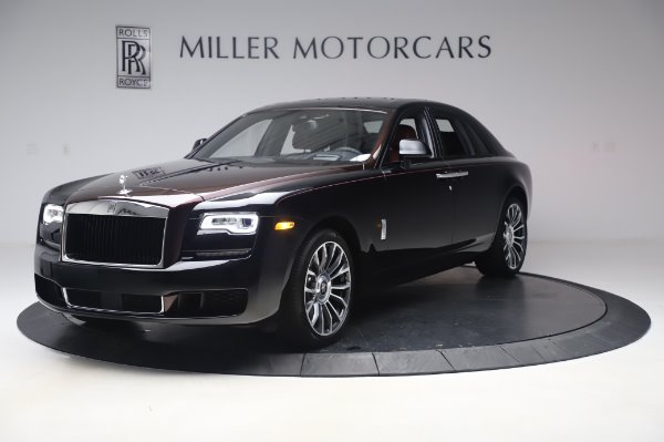 New 2020 Rolls-Royce Ghost for sale $450,450 at Bentley Greenwich in Greenwich CT 06830 3