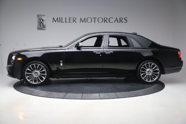 New 2020 Rolls-Royce Ghost for sale $450,450 at Bentley Greenwich in Greenwich CT 06830 4