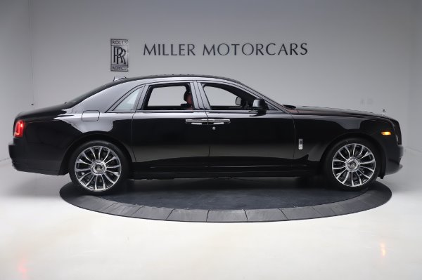 New 2020 Rolls-Royce Ghost for sale $450,450 at Bentley Greenwich in Greenwich CT 06830 8