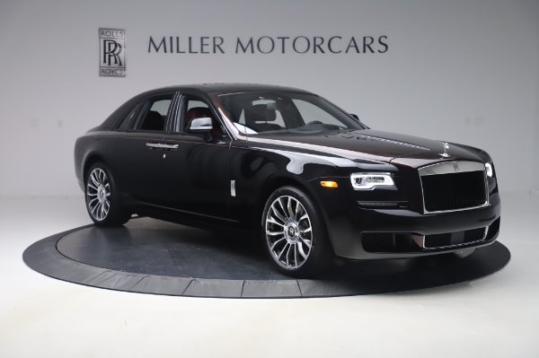 New 2020 Rolls-Royce Ghost for sale $450,450 at Bentley Greenwich in Greenwich CT 06830 9