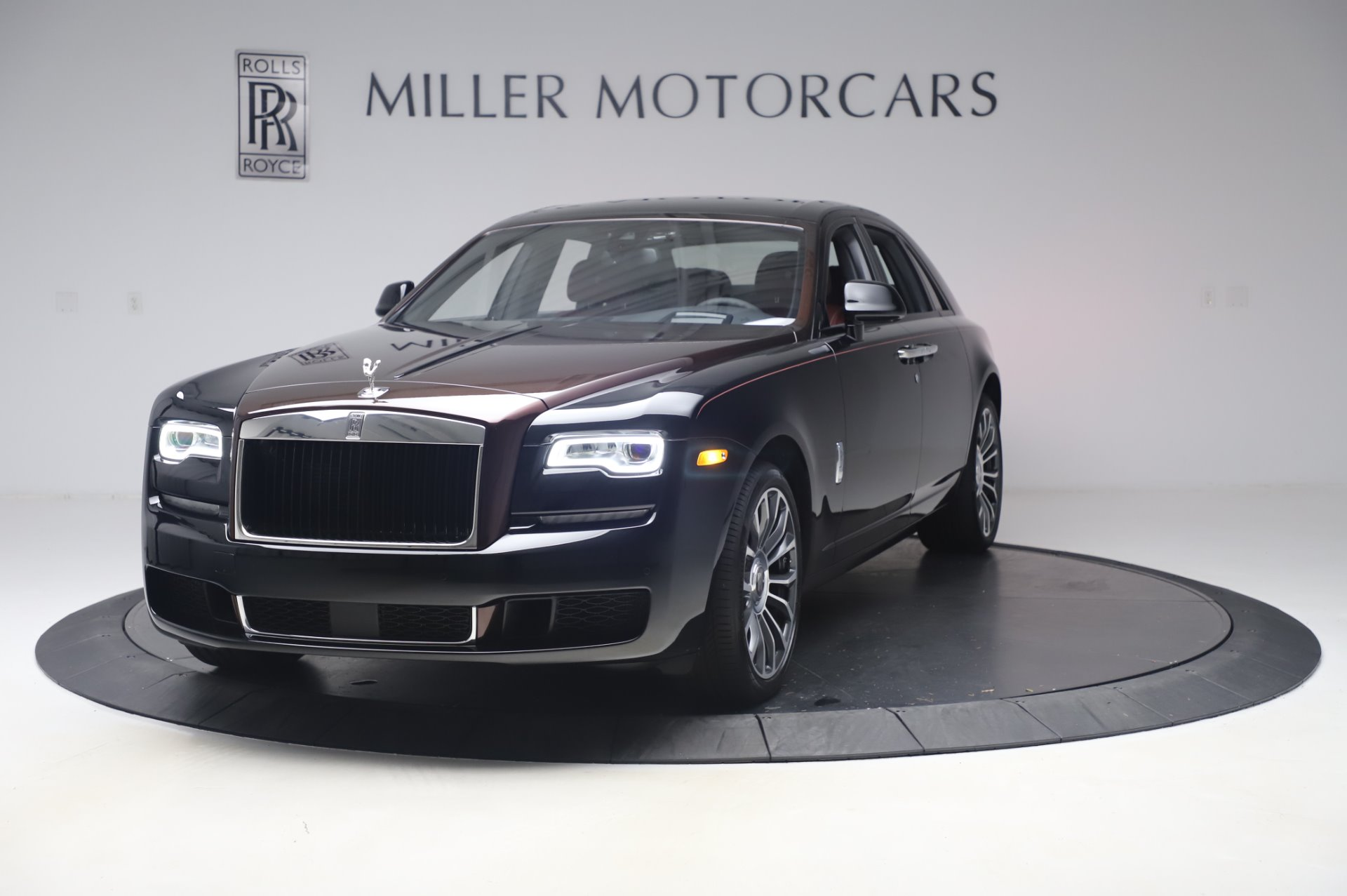 New 2020 Rolls-Royce Ghost for sale $450,450 at Bentley Greenwich in Greenwich CT 06830 1