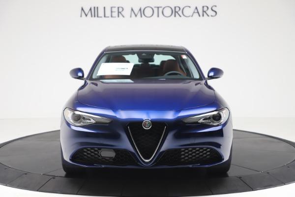 New 2020 Alfa Romeo Giulia Q4 for sale Sold at Bentley Greenwich in Greenwich CT 06830 12