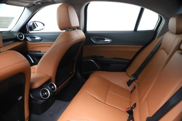 New 2020 Alfa Romeo Giulia Q4 for sale Sold at Bentley Greenwich in Greenwich CT 06830 19