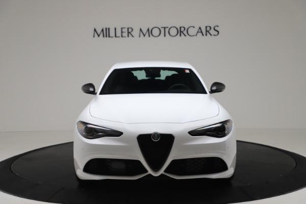New 2020 Alfa Romeo Giulia Ti Sport Carbon Q4 for sale $51,640 at Bentley Greenwich in Greenwich CT 06830 12