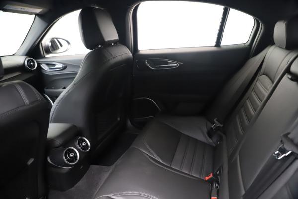 New 2020 Alfa Romeo Giulia Ti Sport Carbon Q4 for sale $51,640 at Bentley Greenwich in Greenwich CT 06830 19