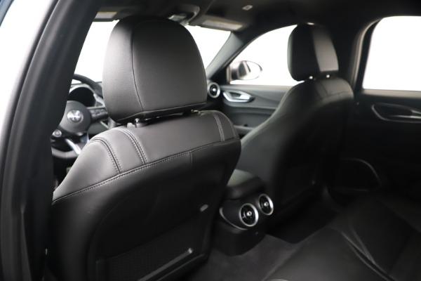 New 2020 Alfa Romeo Giulia Ti Sport Carbon Q4 for sale $51,640 at Bentley Greenwich in Greenwich CT 06830 20