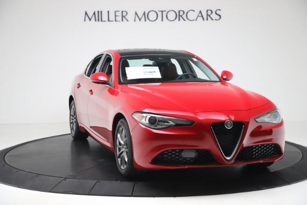 New 2020 Alfa Romeo Giulia Q4 for sale $44,845 at Bentley Greenwich in Greenwich CT 06830 11