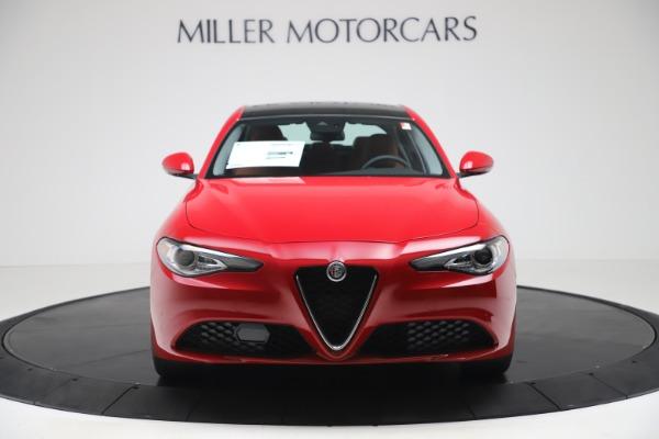 New 2020 Alfa Romeo Giulia Q4 for sale $44,845 at Bentley Greenwich in Greenwich CT 06830 12