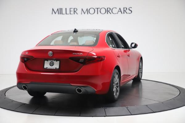 New 2020 Alfa Romeo Giulia Q4 for sale $44,845 at Bentley Greenwich in Greenwich CT 06830 7