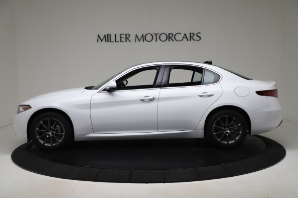 New 2020 Alfa Romeo Giulia Q4 for sale $44,845 at Bentley Greenwich in Greenwich CT 06830 3