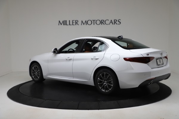 New 2020 Alfa Romeo Giulia Q4 for sale $44,845 at Bentley Greenwich in Greenwich CT 06830 4