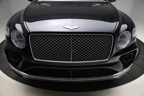 New 2021 Bentley Bentayga V8 for sale $205,540 at Bentley Greenwich in Greenwich CT 06830 13