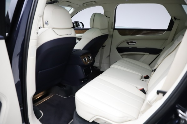 New 2021 Bentley Bentayga V8 for sale $205,540 at Bentley Greenwich in Greenwich CT 06830 23
