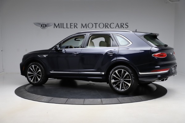 New 2021 Bentley Bentayga V8 for sale $204,100 at Bentley Greenwich in Greenwich CT 06830 4