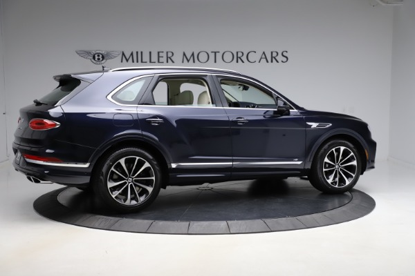 New 2021 Bentley Bentayga V8 for sale $205,540 at Bentley Greenwich in Greenwich CT 06830 8