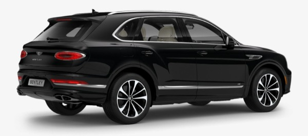 New 2021 Bentley Bentayga V8 for sale $208,275 at Bentley Greenwich in Greenwich CT 06830 3