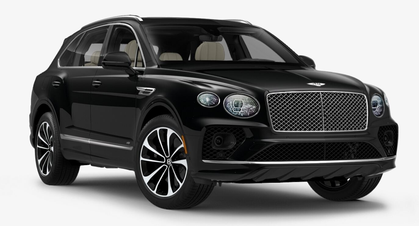 New 2021 Bentley Bentayga V8 for sale $208,275 at Bentley Greenwich in Greenwich CT 06830 1