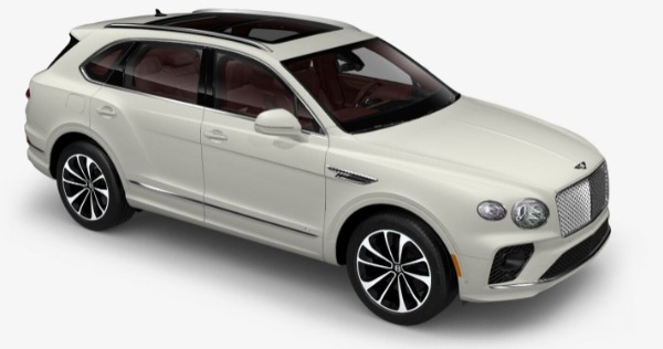 New 2021 Bentley Bentayga V8 for sale Call for price at Bentley Greenwich in Greenwich CT 06830 5
