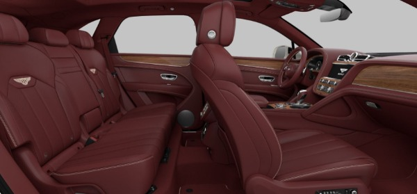 New 2021 Bentley Bentayga V8 for sale Call for price at Bentley Greenwich in Greenwich CT 06830 9