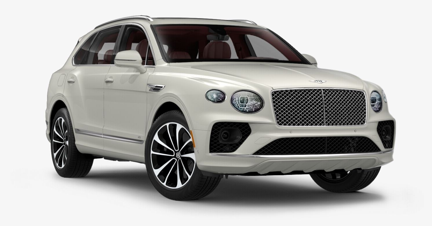 New 2021 Bentley Bentayga V8 for sale Call for price at Bentley Greenwich in Greenwich CT 06830 1