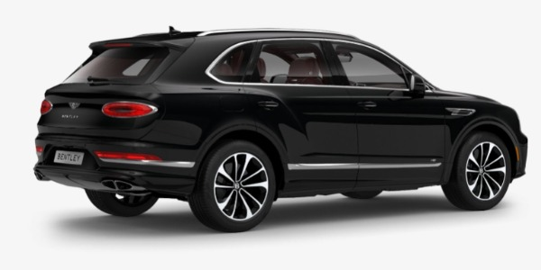 New 2021 Bentley Bentayga V8 for sale $206,415 at Bentley Greenwich in Greenwich CT 06830 3
