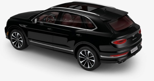 New 2021 Bentley Bentayga V8 for sale $206,415 at Bentley Greenwich in Greenwich CT 06830 4