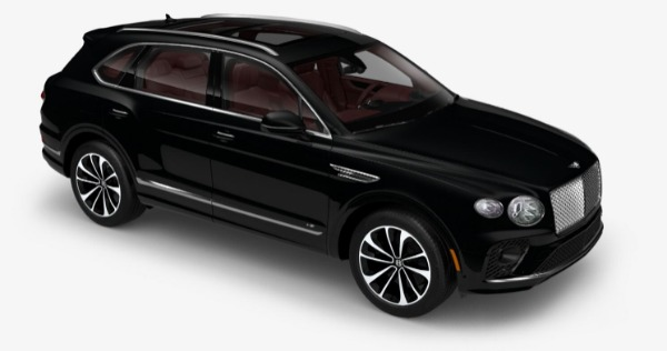 New 2021 Bentley Bentayga V8 for sale $206,415 at Bentley Greenwich in Greenwich CT 06830 5