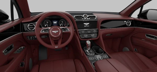 New 2021 Bentley Bentayga V8 for sale $206,415 at Bentley Greenwich in Greenwich CT 06830 6