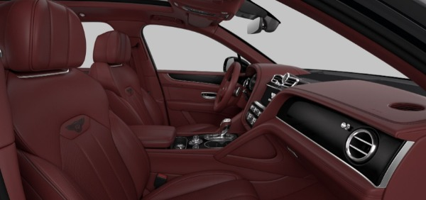 New 2021 Bentley Bentayga V8 for sale $206,415 at Bentley Greenwich in Greenwich CT 06830 7