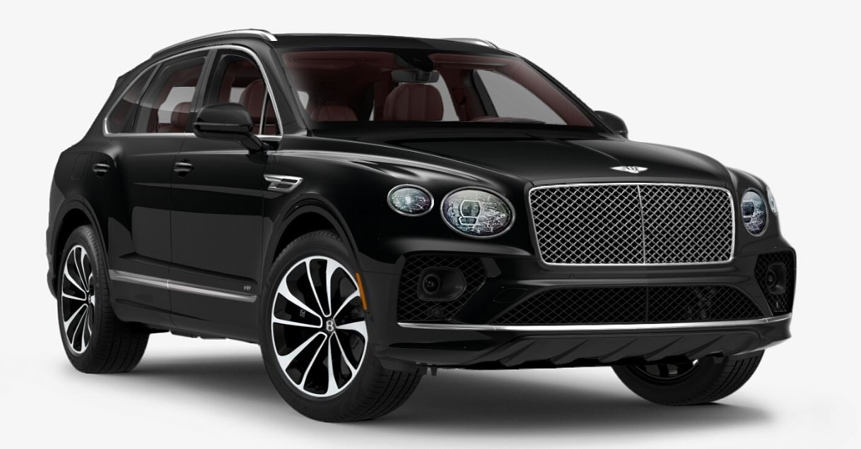 New 2021 Bentley Bentayga V8 for sale $206,415 at Bentley Greenwich in Greenwich CT 06830 1